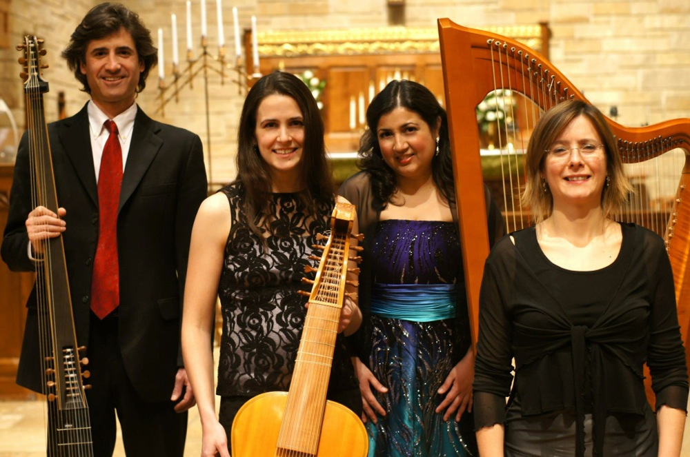 Catacoustic concert, Feb 2012